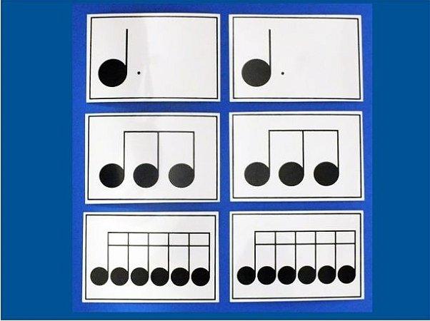 A22 - Figuras Musicais Grandes Ímpar