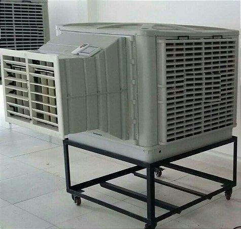 Climatizador Evaporativo Industrial e Comercial Academia Loja Fabrica Igreja Salão - Para 250m²