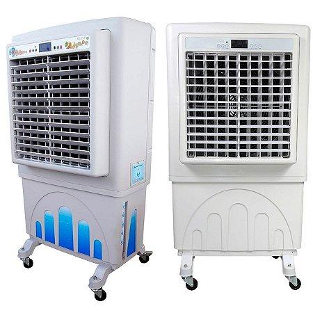 Climatizador Evaporativo Portátil MC70 Vazão 7.000 M³/h para área até 80 Metros