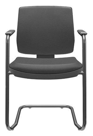 Cadeira BRIZZA Aproximação Base preta