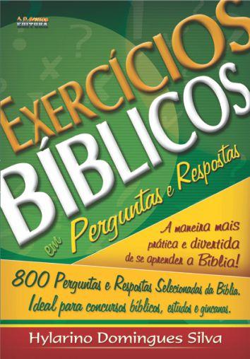 Exercícios Bíblicos - Hylarino Domingues Silva