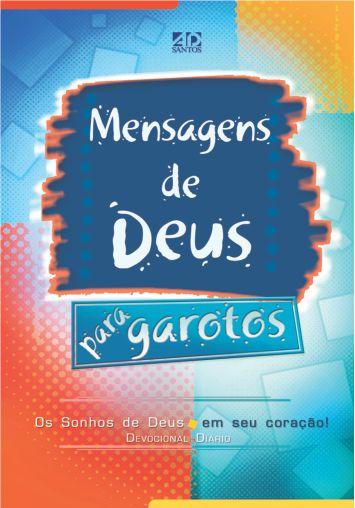 Mensagens de Deus para Garotos - Diversos Autores