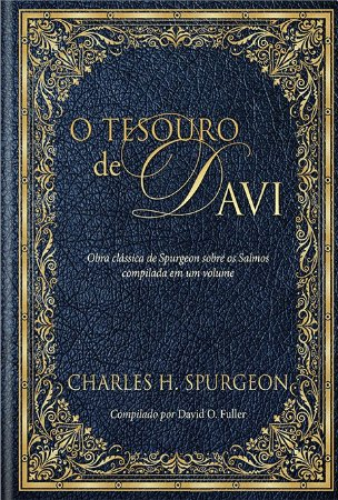 O Tesouro De Davi - Charles Spurgeon