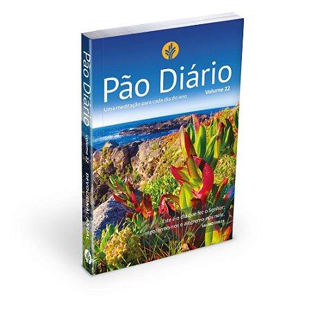 Pão Diário 2019 vol 22 capa Paisagem