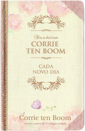 DIA A DIA COM CORRIE TEN BOOM - Capa Dura