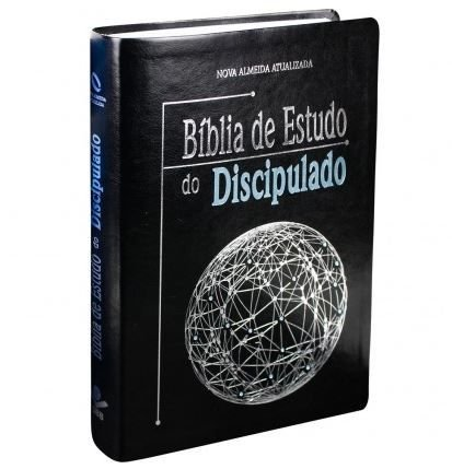 Bíblia de Estudo do Discipulado | LUXO