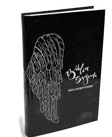 Bíblia Fácil de Entender NTLH - Capa Asa de Anjo