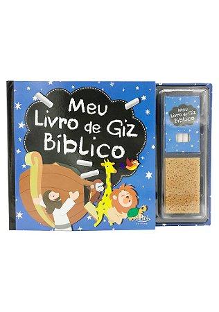 Meu livro de Giz Bíblico
