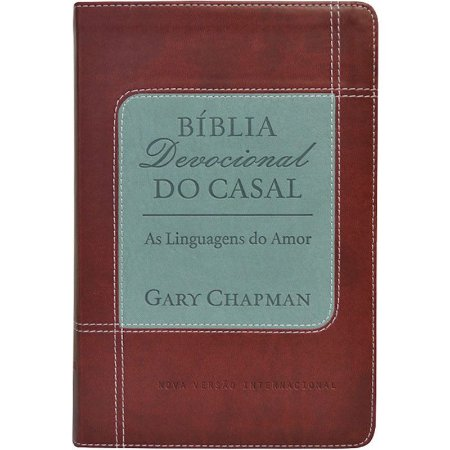 Bíblia Devocional Do Casal | As Linguagens Do Amor | Gary Chapman