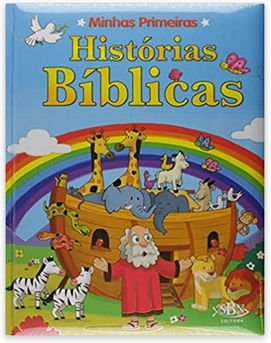 Minhas Primeiras histórias bíblicas