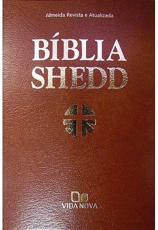 Bíblia Shedd - Covertex Marrom