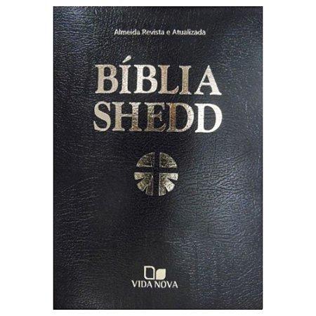 Bíblia Shedd - Covertex Preta
