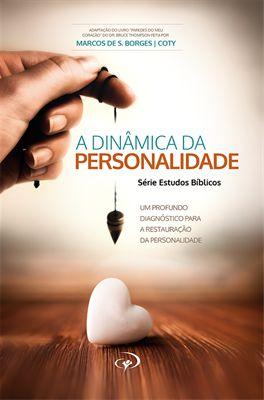 A DISSONÂNCIA DA PERSONALIDADE | MARCOS DE S.BORGES (COTY)