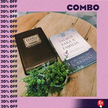 COMBO- bíblia + salmos para a família