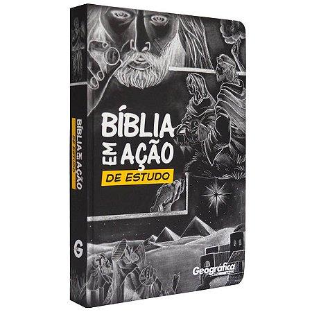 Bíblia Em Ação de Estudos