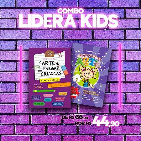 COMBO | LIDERA KIDS
