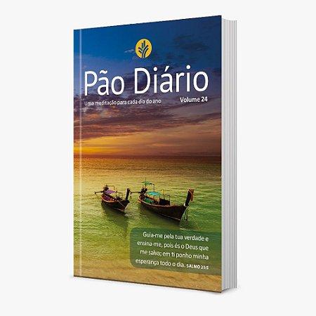 PÃO DIÁRIO | 24 | HÁ UM TEMPO CERTO PARA TUDO