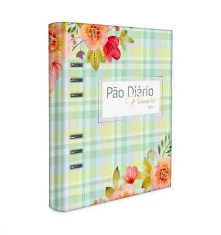 PLANNER PÃO DIÁRIO 2021 - VERDE