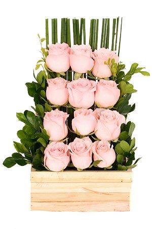 Arranjo de Flores Momento de carinho
