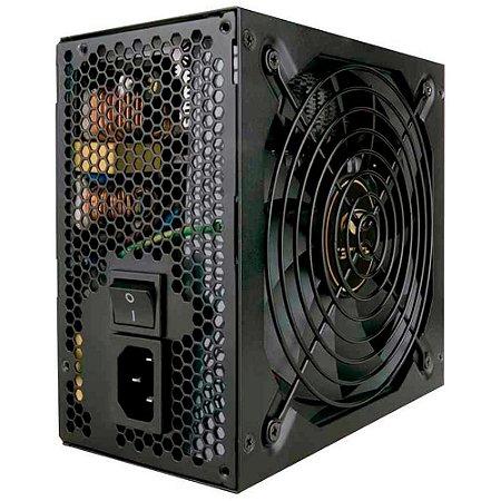 FONTE ATX C3TECH 500W 80 PLUS BRONZE PS-G500B