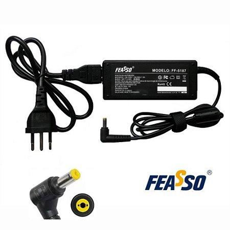 FONTE NOTEBOOK ACER 19V 3.42A 65W FF-5187 FEASSO