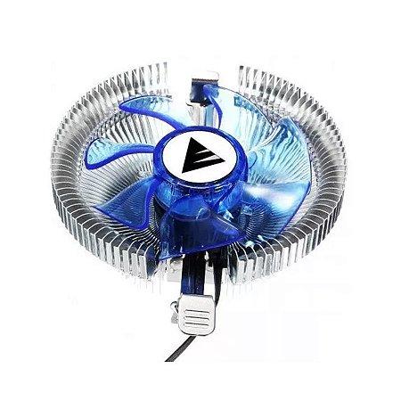 COOLER PARA PROCESSADOR BLUECASE BC-04UA INTEL E AMD