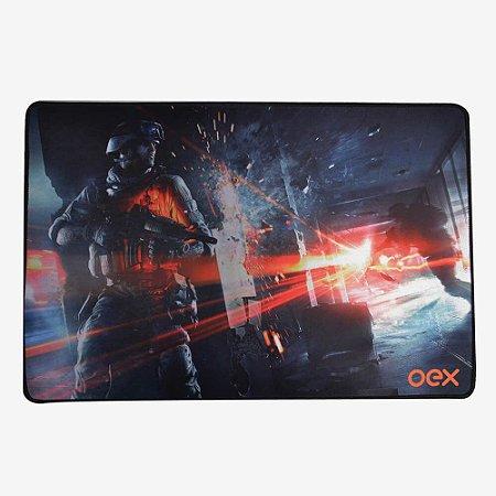 MOUSEPAD OEX GAME BATTLE MP301 50x33cm