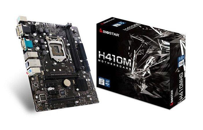 PLACA MAE BIOSTAR H410MH DDR4 LGA 1200