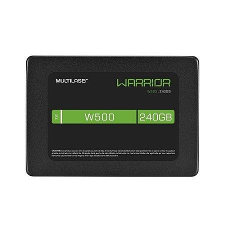 """SSD WARRIOR 240GB 2,5"""" W500 SS210"""