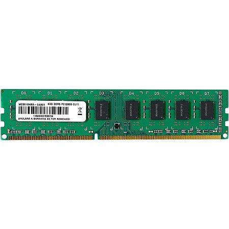 MEMORIA PC MULTILASER DDR3 UDIMM 8GB 1600MHZ