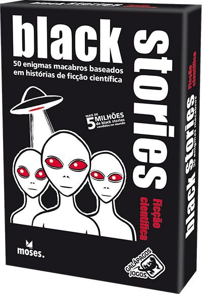 Black Stories Ficcao Cientifica