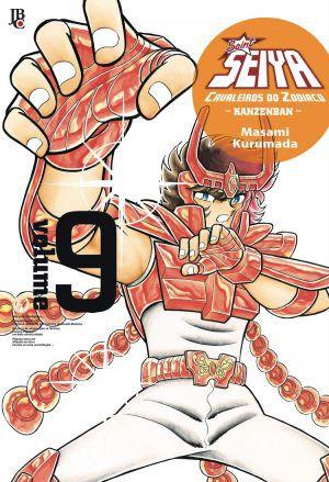 Cavaleiros do Zodiaco - Kanzenban 09