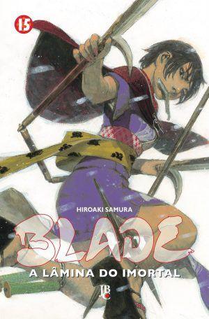 Blade – A Lâmina do Imortal #15 - final