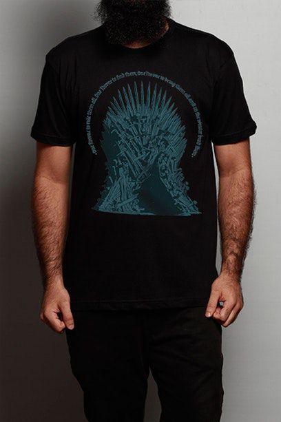 Camiseta The One Throne