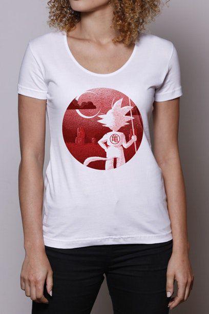 Camiseta Esfera do Dragão