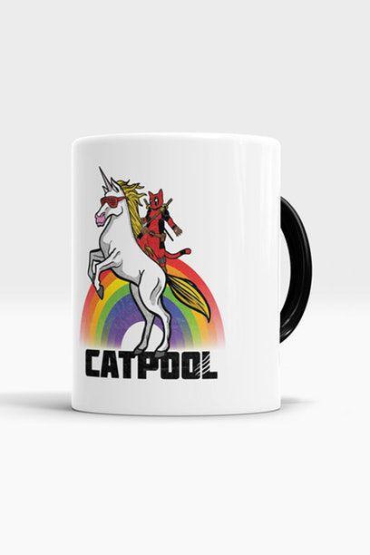 Caneca Catpool