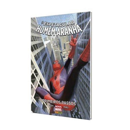 O Espetacular Homem-Aranha: Primeiros Passos - Volume 1