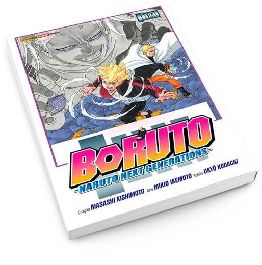 Boruto - Volume 2