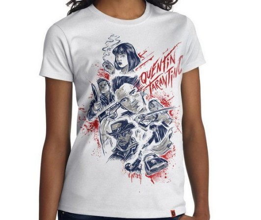 Camiseta Tarantino Tribute