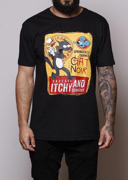 Camiseta Le Chat Noir