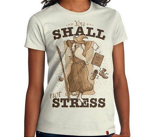 Camiseta Not Stress