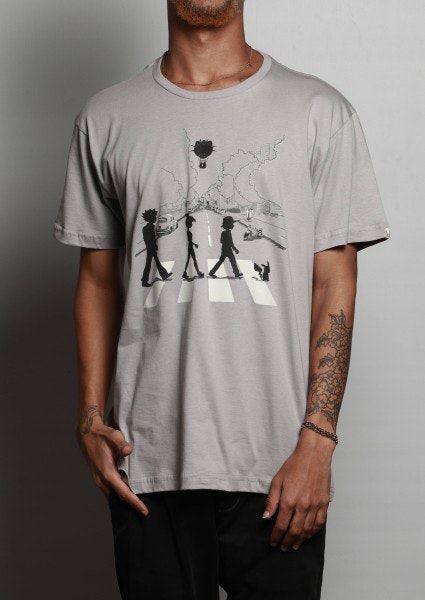 Camiseta Pallet Road