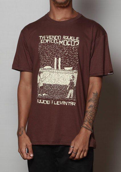 Camiseta Cidadao
