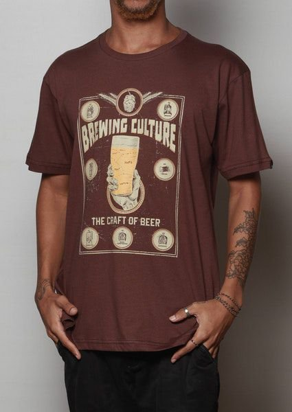 Camiseta Brewing Culture