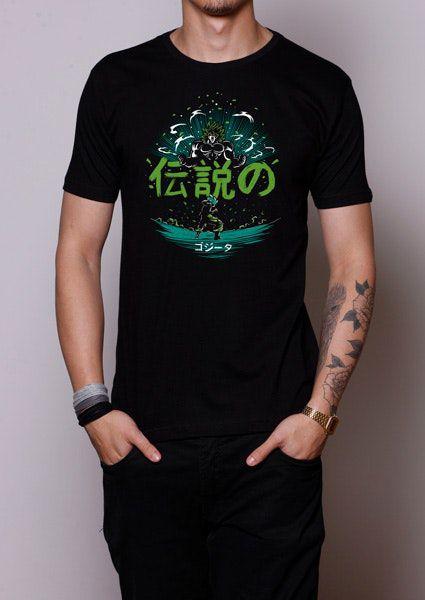 Camiseta Legendary Sayajin