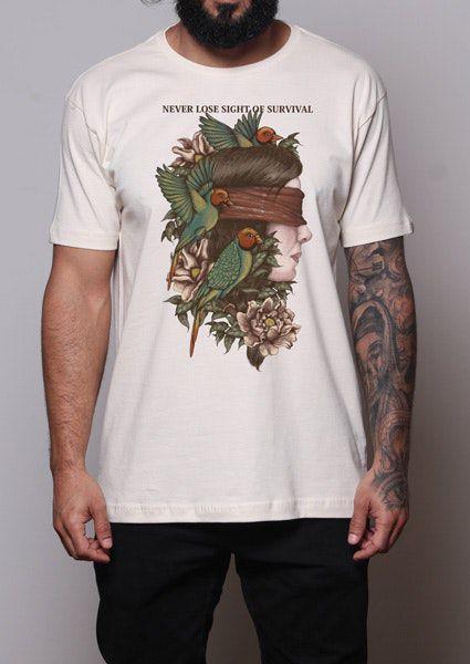 Camiseta Bird Box