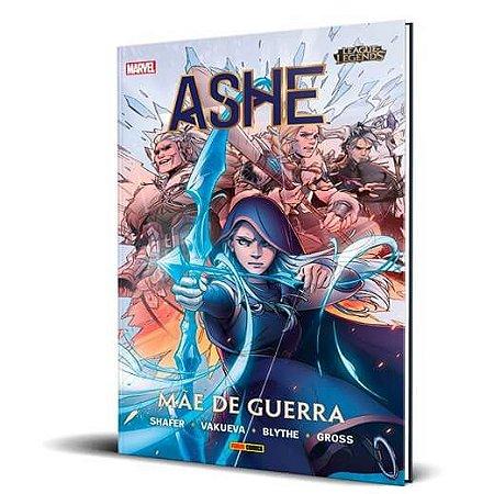 LEAGUE OF LEGEND: ASHE ED.001