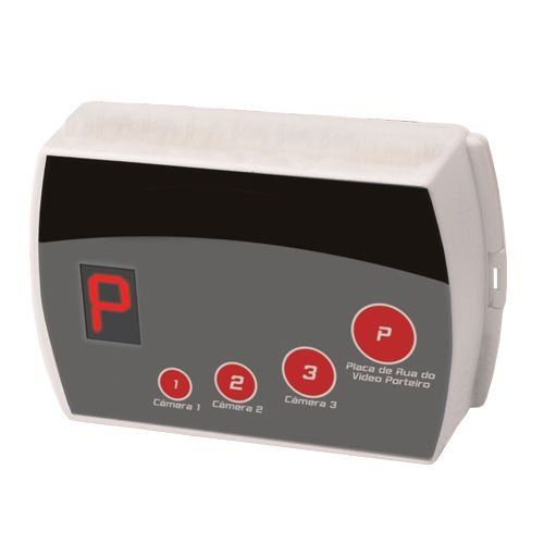 Comutadora para adicionar câmeras no vídeo porteiro VP30