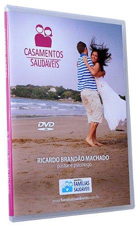 DVD Casamentos Saudáveis