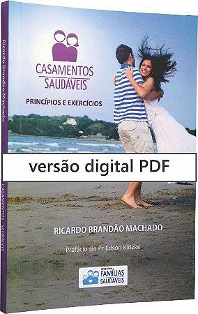 Ebook Casamentos Saudáveis - digital PDF